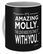 Its Amazing Molly Coffee Mug