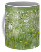 It's Dandelion Time Coffee Mug