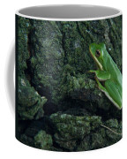 Its Hard To Be Green Coffee Mug