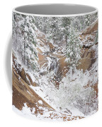 It's Mid May. We're Fast Approaching The End Of Our Snow Season.  Coffee Mug