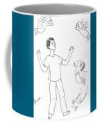 Ivan And A Goddesses. Coffee Mug