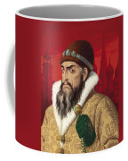 Ivan The Terrible Coffee Mug by English School