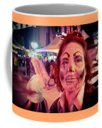 Zombie On Patrol Coffee Mug