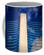Ivory Tower At Indian River Inlet Coffee Mug