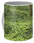 Ivy-covered Hill Coffee Mug