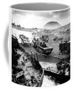 Iwo Jima Beach Coffee Mug