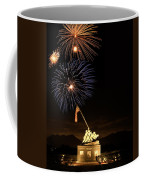 Iwo Jima Flag Raising Coffee Mug