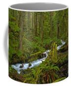 Lifeblood Of The Rainforest Coffee Mug
