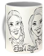 J D Coffee Mug