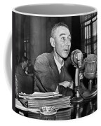 J. Robert Oppenheimer Coffee Mug
