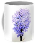 Jacaranda Time Coffee Mug