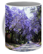 Jacarandas In Pretoria Coffee Mug