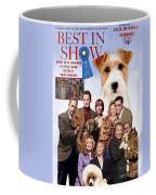 Jack Russell Terrier Art Canvas Print - Best In Show Movie Poster Coffee Mug