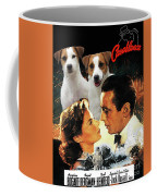 Jack Russell Terrier Art Canvas Print - Casablanca Movie Poster Coffee Mug