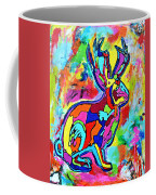 Jackalope Coffee Mug