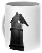 Jackdaws Together Coffee Mug