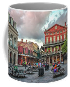 Jackson Square Evening Coffee Mug