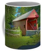 Jackson's Mill Covered Bridge Coffee Mug
