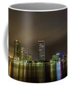 Jacksonville Landing Coffee Mug