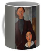 Jacques And Berthe Lipchitz Coffee Mug