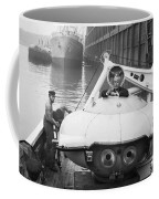 Jacques Cousteau (1910-1997) Coffee Mug