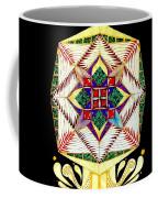Jaded Flower Coffee Mug