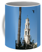 Jaffa, St Peter Church And Monastery Coffee Mug