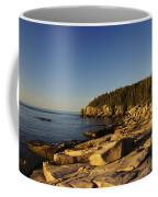 Jagged Coast Of Maine Coffee Mug