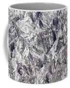 Jagged Glacier Coffee Mug