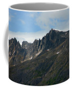 Jagged Mountain Coffee Mug