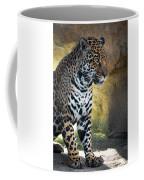 Jaguar At Rest Coffee Mug