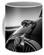Jaguar Mascot Coffee Mug