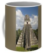 Jaguar Temple Coffee Mug