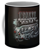 Jaguar V12 Twr Engine Coffee Mug