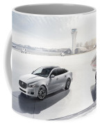 Jaguar Xj Ultimate 2013 Coffee Mug