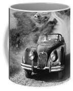 Jaguar Xk 150 Drophead Coupe Coffee Mug