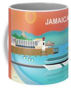 Jamaica Horizontal Scene Coffee Mug