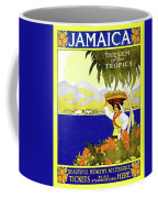 Jamaica, The Gem Of Tropics Coffee Mug