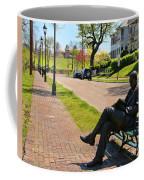 James Bradley Statue 4211 Coffee Mug