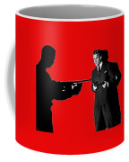 James Cagney As Gangster  Rocky Sullivan In Angels With Dirty Faces 1938-2008 Coffee Mug