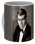 James Coburn, Vintage Actor Coffee Mug