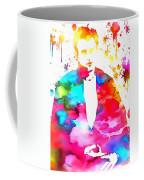 James Dean Watercolor Coffee Mug