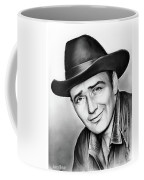 James Drury Coffee Mug