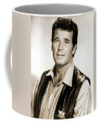 James Garner By Mb Coffee Mug