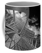 James Joyce Bridge 2 Bw Coffee Mug