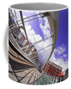 James Joyce Bridge Coffee Mug