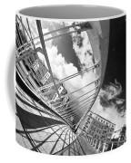 James Joyce Bridge Bw Coffee Mug