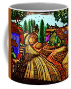 James Lesesne Wells' Farmlands Coffee Mug