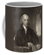 James Madison - Fourth President Of The United States Of America Coffee Mug