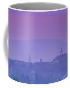 James Madison University At Dusk Coffee Mug by Kenneth Garrett